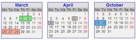 easter dates 2013 easter 2013 dates restaurents