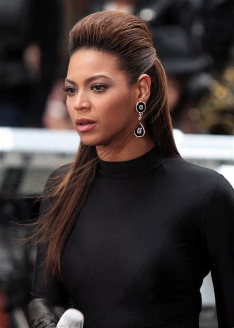 Hairstyles For Performing | beyonce knowles photos photos beyonce performing on