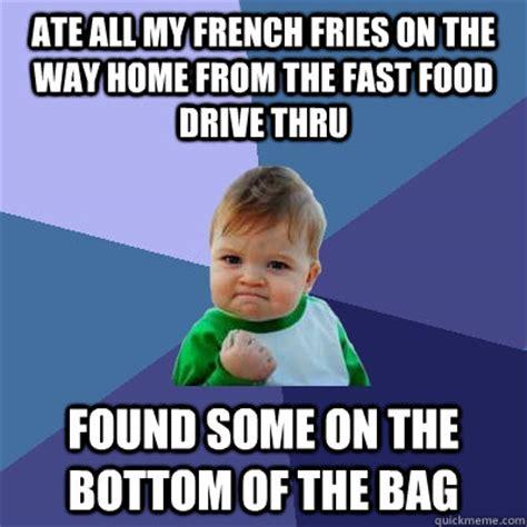 Fast Food Meme - fast food meme