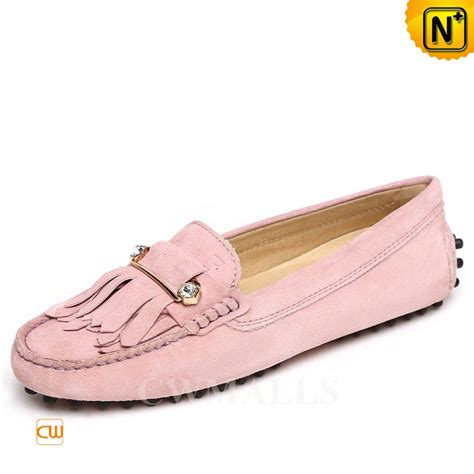 womens loafers and moccasins womens tassel moccasins loafers cw306029