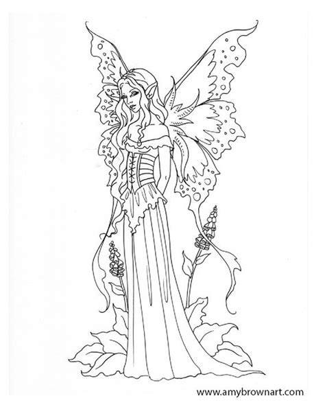 coloring pages of mermaids and fairies artist amy brown fantasy myth mythical mystical legend elf