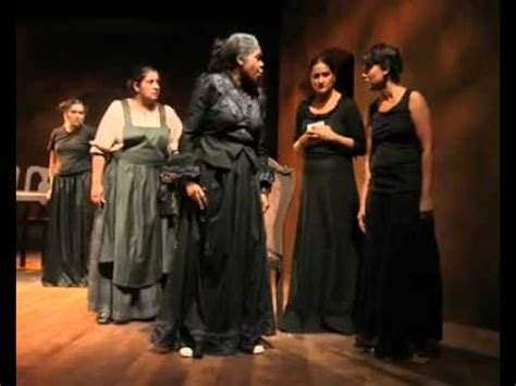 themes in house of bernarda alba the house of bernarda alba sri lankan drama production