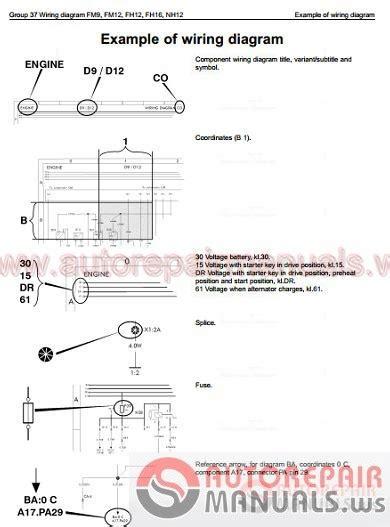volvo truck parts diagram volvo truck wg64t wiring diagrams volvo truck parts