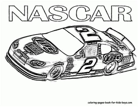 nascar coloring pages free printable free nascar coloring pages az coloring pages
