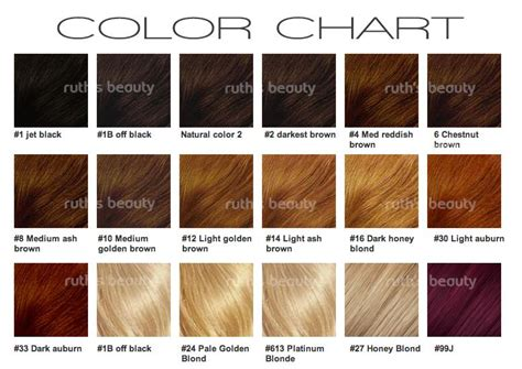 latest hairstyles color chart hortaleza professional hair coloring cream ammonia free