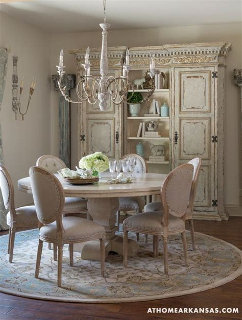 neutral ground french country dining room french