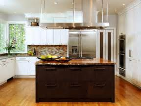 rustic contemporary kitchen remodel lauren levant hgtv