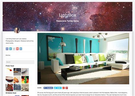 tumblr theme lightbox free lightbox tumblr