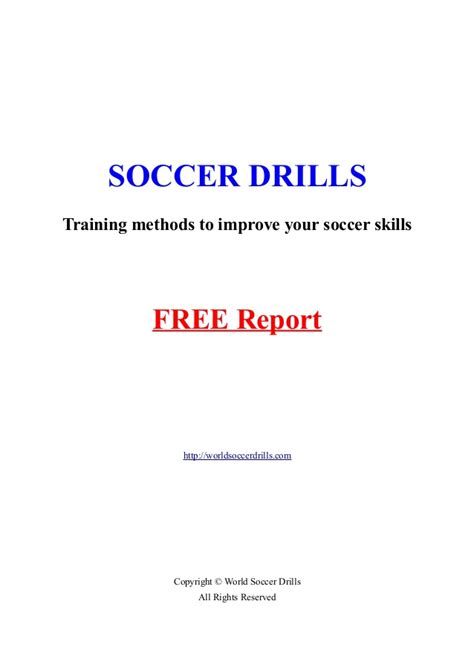 soccer drills a 100 soccer drills to improve your skills strategies and secrets books soccer drills to improve your soccer skills