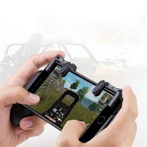 pubg mobile controller pubg button aim key smart phone shooter gads