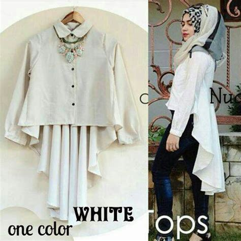 Blouse Ayunda Atasan Cantik Baju Unik baju atasan wanita quot blouse quot terbaru cantik murah