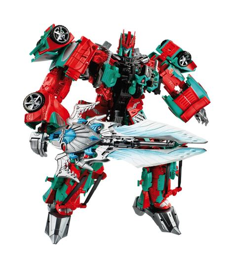 Transforners Combine Android E transformers combiner wars victorion torchbearers giftset kapow toys