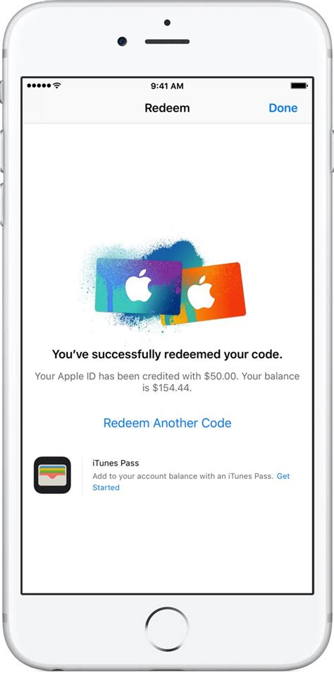 How To Add Itunes Gift Card To Iphone - how to top up itunes gift card on iphone infocard co