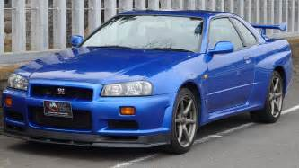 Nissan Skyline R34 Gtr Skyline Gtr For Sale In Japan Jdm Expo Import Skyline Nsx