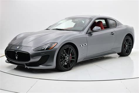 Cost Of New Maserati by New 2016 Maserati Granturismo Sport For Sale 140 450
