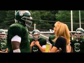 the blind s the blind side football practice