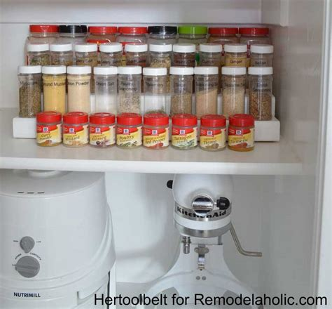 diy tiered spice rack 11 diy spice rack ideas for a whimiscal kitchen home living