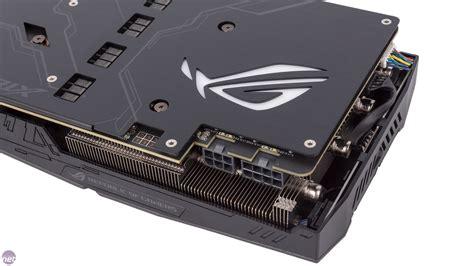 Asus Gtx 1080 asus geforce gtx 1080 strix oc review bit tech net