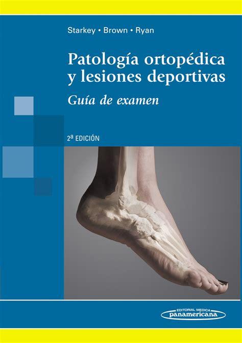 libros de fisioterapia deportiva pdf patolog 237 a ortop 233 dica y lesiones deportivas gu 237 a de examen