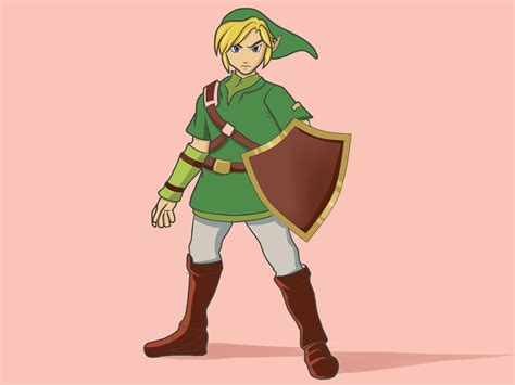 doodle wiki how how to draw link with pictures wikihow