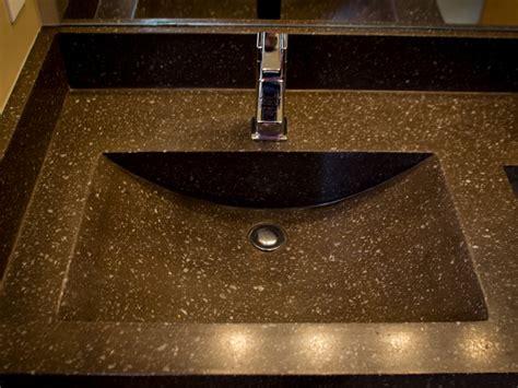 one piece bathroom sink and countertop bathroom sink countertop combo home design ideas