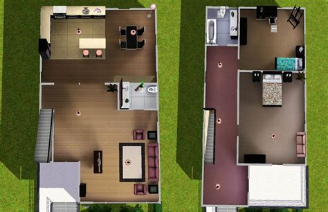 Plants For Living Room mod the sims a small modern home