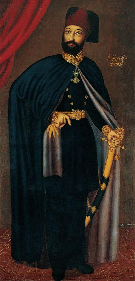 Ottoman Sultan by Mahmud Ii Wiki Fandom Powered By Wikia