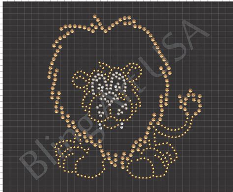 rhinestone designs templates rhinestone design pattern stencil template file
