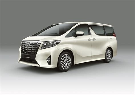 Toyota Second Malaysia Made For Malaysia Toyota Alphard Vellfire Mpvs Launched