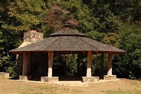 gazebo  fireplace bloggerluvcom