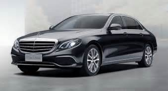 new mercedes e class l costs 66 000 in china
