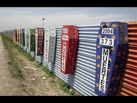 border wall alternatives youtube