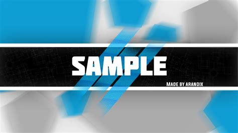 youtube banner template youtube banner template with