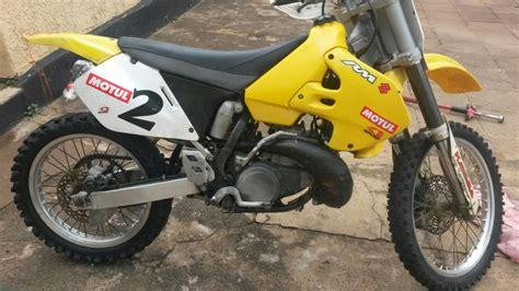 Suzuki 2 Stroke Suzuki Rm 250 2 Stroke Nylstroom Co Za