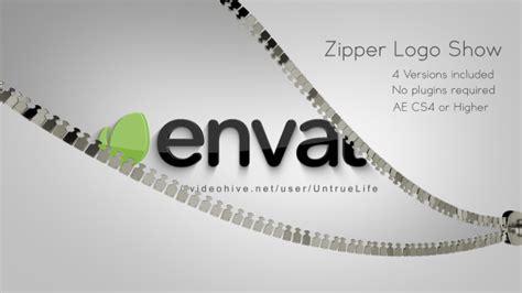 Zipper Logo zipper logo show by untruelife videohive