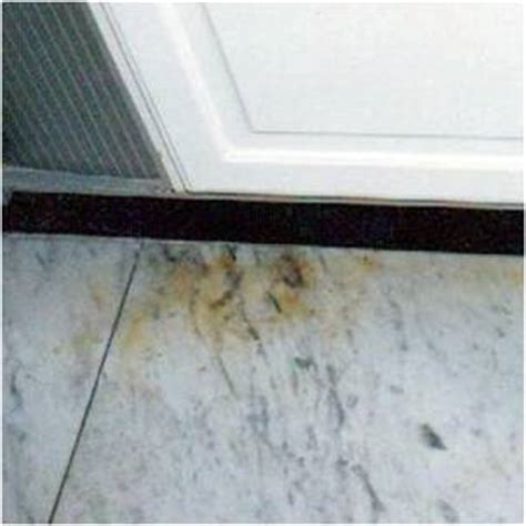 marble stain removal methods will differ depending on the