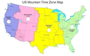 mountain daylight time in us now mdt now us time zones map