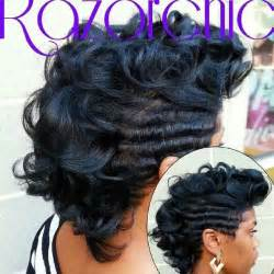 hair atlanta razor chic of atlanta hair pinterest