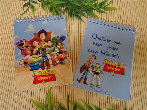 toys fiori bloquinho story caramella fiori elo7