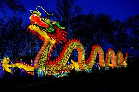 botanical gardens milwaukee wi inaugural lantern festival comes to boerner