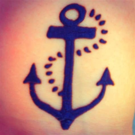 anchor tattoos i like