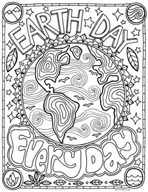 earth mandala coloring page coloring pages