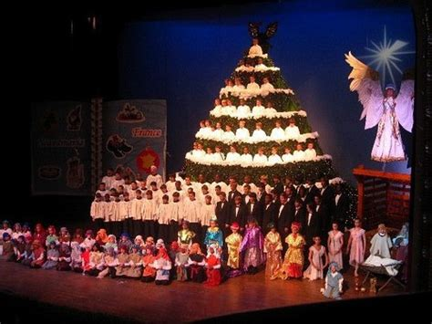 chattanooga boys choir quot the singing christmas tree quot the