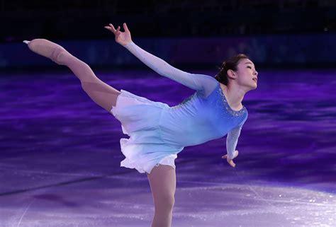 yuna kim figure skating yuna kim to skate in retirement event olympictalk