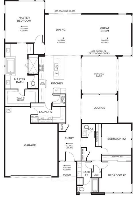pardee homes floor plans pardee homes floor plans meze blog