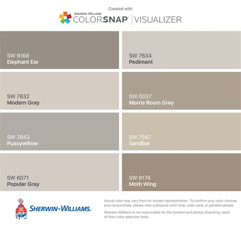 sherwin williams color visualizer app i found these colors with colorsnap 174 visualizer for iphone