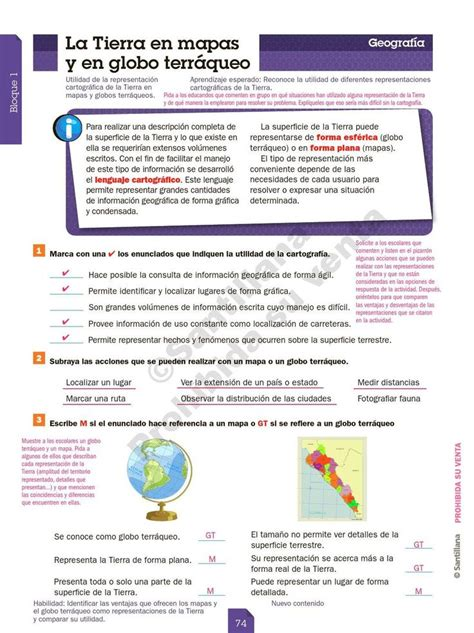gua santillana 6 grado contestada 2016 guia santillana de quinto grado contestada la gu 237 a
