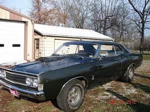 1969 Ford Fairlane For Sale 1969 Ford Fairlane Cobra Jet For Sale Jackson Missouri