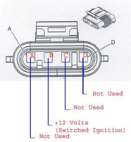 gm 4 wire alternator wiring diagram for 4 wire alternator