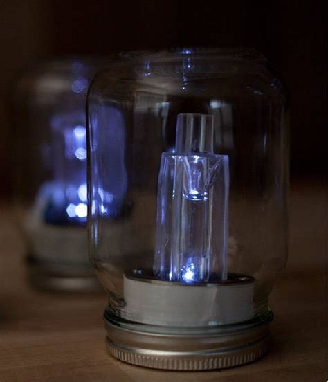 How To Make Mason Jar Solar Lights Diy Projects Craft Jar Solar Light